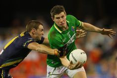 Darren Hughes, a GAA star for Monaghan representing Ireland in the International Rules Series 2013 has also captained Ulster for the Railway Cup