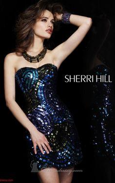 Sherri Hill 2872 Vestido - MissesDressy.com