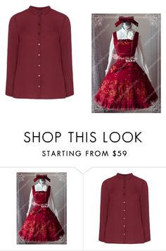 """Untitled #227"" by chaotic-leppy-tracy on Polyvore featuring Jette"