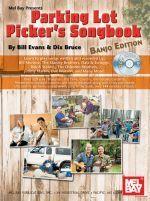 Parking Lot Pickers Songbook - Banjo