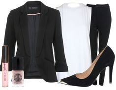 Office - Business Outfit - stylefruits.co.uk