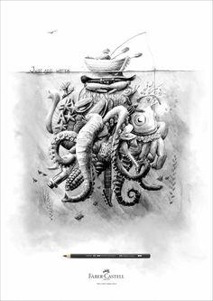 Faber-Castell: Just add water Advertising Agency: Ogilvy & Mather, Hong Kong