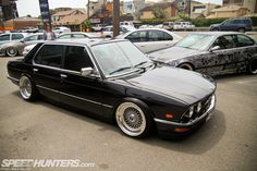 Here's a good look on this Beamer.