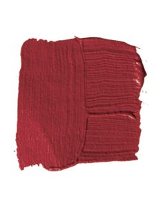 Benjamin Moore's Moroccan Red was used in the library designed by Paula Perlini.   - HouseBeautiful.com