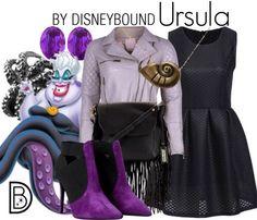 Ursula - Disney Bound