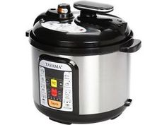 #eBay: $49.99 or 51% Off: Tayama 5-Liter 5-in-1 Multi-Cooker and Pressure Cooker B8 $50 #LavaHot http://www.lavahotdeals.com/us/cheap/tayama-5-liter-5-1-multi-cooker-pressure/76596