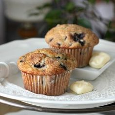 Cherry Muffins Altered recipe a bit  1 cup ww flour 1 cup white flour 1/2 cup sugar and 1/2 cup applesauce