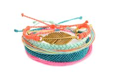 I love puravida bracelets!!! they're sooo cute :)