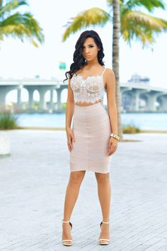 Hot Miami Styles » #Blushed