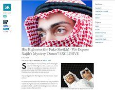 "LSS: We ""expose"" Najib's Mystery RM2.6b  Donor yet agai..."