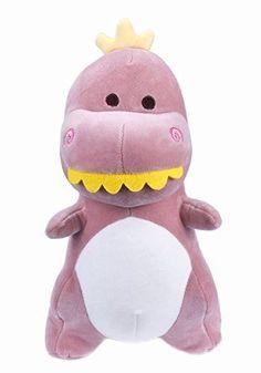 8ce2e7809897 Dinosaur Doll HWD 12 Inch Plush Stuffed Animal Toys Purple Christmas  Holiday Toy