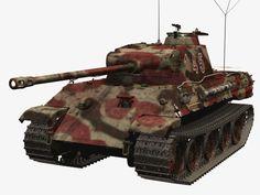 german Panther tank ww2