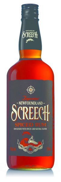 Review: Newfoundland Screech Rum, Spiced Rum, and Honey Rum if you search rum Newfoundland you get amazing desserts
