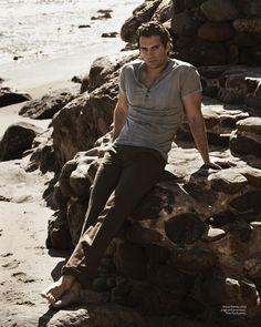 Henry Cavill (InStyle)
