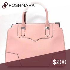 REBECCA MINKOFF Pink Satchel Cute Rebecca Minkoff pink Satchel.  Great condition. Rebecca Minkoff Bags Satchels