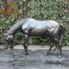 Horse Sculpture, Bronze Sculpture, Statues For Sale, Types Of Horses, Running Horses, Animal Statues, Cad Drawing, Heartland, Water Features