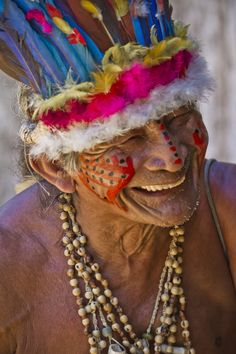Amazonian Shaman by Hans  Denis on 500px