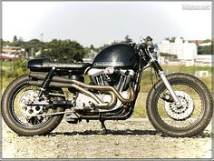 Custom motorcycle goodness - Hidemo Japan ~ Return of the Cafe Racers