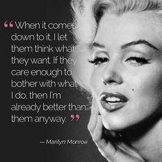 Marilyn Monroe Pinterest : @uniquenaja ☼