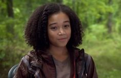 Rue in The Hunger Games #innocent #archetype #brandpersonality