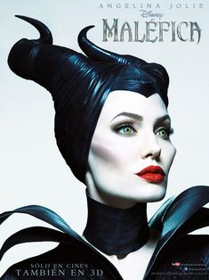 Actress Angelina Jolie takes on the titular role as Maleficent in the upcoming Disney film with the same name. Mert Alas and Marcus Piggott… Maleficent Makeup, Maleficent 2014, Maleficent Costume, Maleficent Tattoo, Maleficent Movie, Maleficent Drawing, Diy Maleficent Horns, Maleficent Quotes, Disney Villains