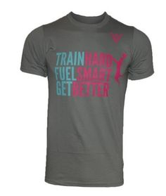 Train Hard Men's T
