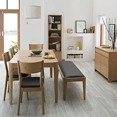 Buy John Lewis Domino Dining Room Furniture Online at johnlewis.com
