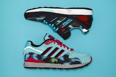 "Image of size? x adidas Originals Select Collection ""Tie Dye"""