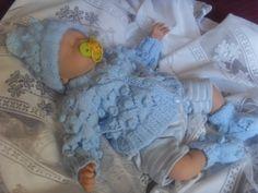 SAMMY baby knitting pattern