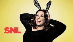 Melissa McCarthy hosts Saturday Night Live on April 6 with musical guest Phoenix! #SNL