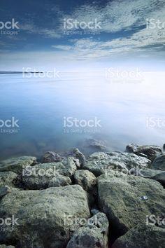 Mangening ビーチ、バリの長時間露光 ストックフォト・写真素材 26938264 - iStock