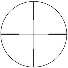 This page shows all the Nikon Rifle Scope Reticles  http://www.nikonsportoptics.com/en/Nikon-Products/Scopes/index.page#c54-CID-1342536894925-tab-3