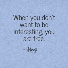 The wisdom of Mooji - Freedom