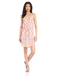 Sanctuary Clothing Womens Beach Dress Canyon Girl Large >>> Want additional info? Click on the image.
