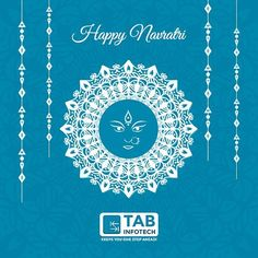 TAB Infotech wishes you all a very Happy Navratri   #navratri #happynavratri #tabinfotech #design