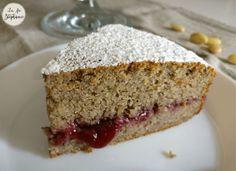 Gâteau gourmand à la farine de sarrasin - recette vegan et sans gluten - La Fée Stéphanie