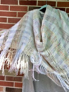 Broomstick Lace, Weaving, Blanket, Pattern, Color, Fashion, Moda, Fashion Styles, Patterns