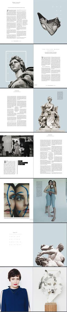 Wolf - Where Fashion Meets The Philosophy of Life Lone Wolf Magazine, Volume 12 Layout Design Graphic Design Magazine, Magazine Layout Design, Book Design Layout, Print Layout, Graphic Design Layouts, Magazine Layouts, Editorial Design Magazine, Graphisches Design, Buch Design