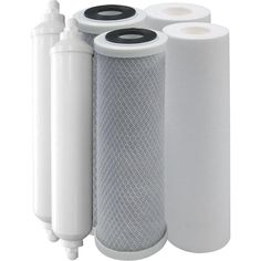 """2 Pack ULTIMA 10/"""" RO Carbon Block Water Filter 5 Micron NSF Certified BRCBC-10-C"""