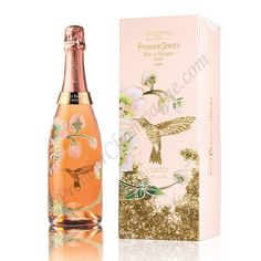 Buy Perrier-Jouet Belle Epoque Rose 2005 by Vik Muniz from America's largest champagne store, PremierChampagne.com.