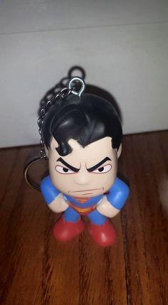 2015 DC Mystery Mini Superman Keychain
