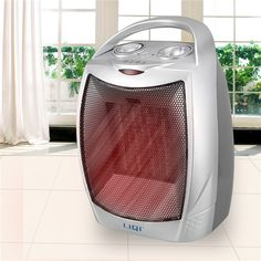 220 V Eléctrico Calentador Eléctrico Calentador Eléctrico Calentador de Ventilador Soplador de Aire Caliente de Ventilación de Calor