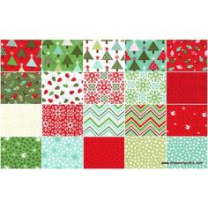 Moda quilting fabric. Joy designed by Kate Spain.  Want before Christmas.