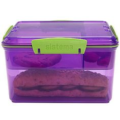 Sistema® Lunch Tub - from Lakeland - £8.99