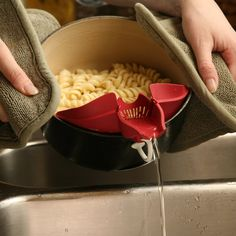 Multi-Functional Pouring Spout Divider #kitchen, #multifunctional, #pour