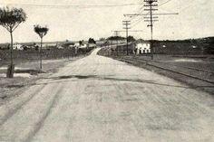 Registro da Avenida Jabaquara em 1928.