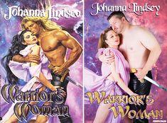 Couple recreates covers of romance novels