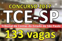 Concurso TCE-SP 2017