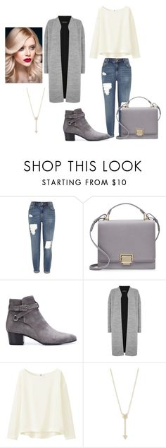 """""""Untitled #8"""" by lejla-bajric ❤ liked on Polyvore featuring River Island, Smythson, Yves Saint Laurent, Warehouse, Uniqlo and EF Collection"""