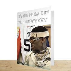 £4.25 It's Your Birthday Today!   You: TODAYYYYYY???  soulja boy meme soulja boy crank that soulja boy swag soulja boy lol soulja boy funny soulja boy girlfriend soulja boy quotes soulja boy 2000s soulja boy 2018 soulja boy tweets soulja boy wallpaper soulja boy style soulja boy 2017 soulja boy tumblr soulja boy instagram